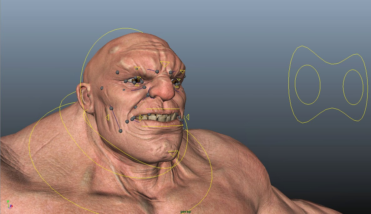 Joint based Facial rigging in the Unity Game Engine – XD Studios Dev